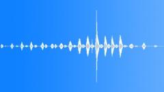 Pelottaa mies hengitys pelossa Äänitehoste
