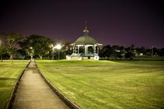 Park Rotunda - stock photo