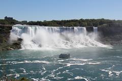 Niagara Falls American Falls Stock Photos