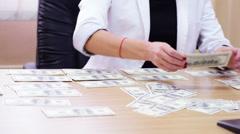 Bribe-taking Stock Footage