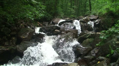 Waterfall Medium - stock footage