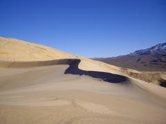 Kelso dunes in winter Stock Photos