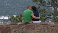 Stock Video Footage of colorado mountains. kiss