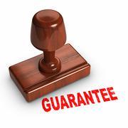 Guarantee Stock Illustration