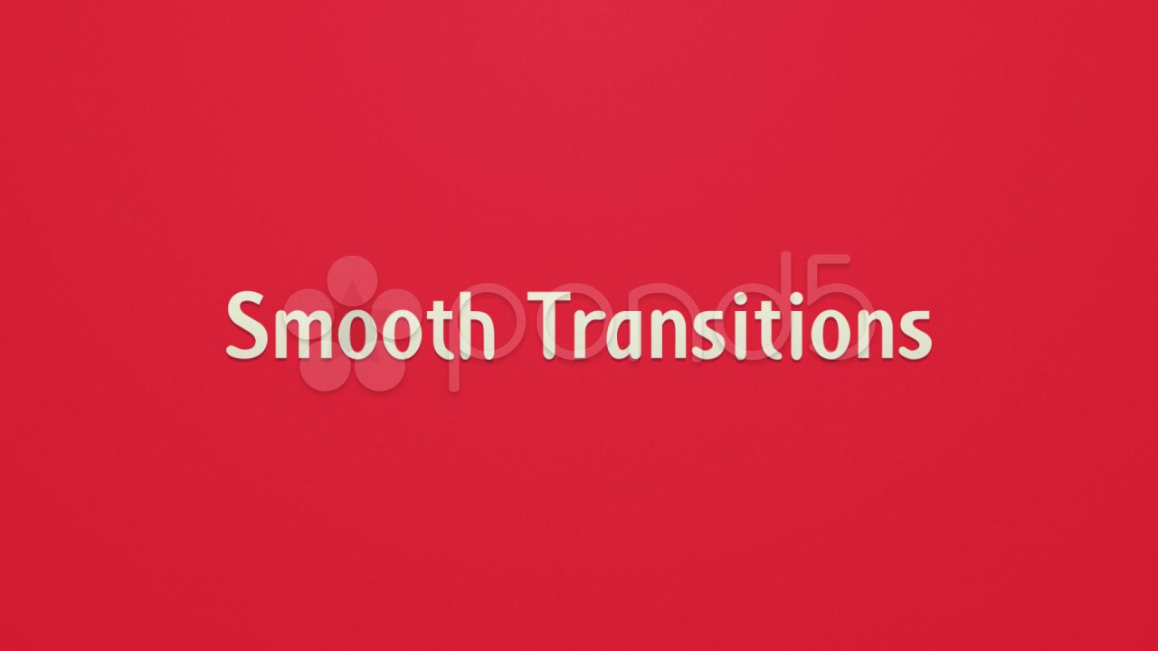 After Effects Project - Pond5 18 Simple Smooth Transitions Pack V1 29874680