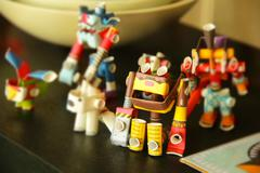 Vintage Children Toy Stock Photos