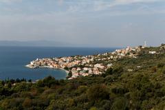 Stock Photo of igrane in dalmatia, croatia, europe