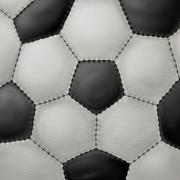 Soccer background - stock illustration