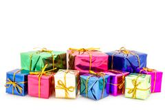 Stock Photo of glossy gifts