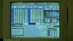 Stock Market#12 Stock Footage