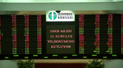 Stock Market#17 Stock Footage