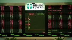 Stock Market#4 Stock Footage