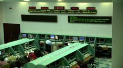 Stock Market#2.mxf Stock Footage