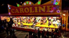 Stock Video Footage of fair fun
