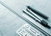 Blueprint Stock Illustration