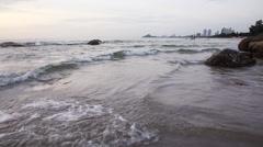 ocean waves - stock footage