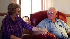 Stock Video Footage of elderly couple 3.mp4