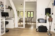 Stock Photo of germany, north rhine westphalia, interior of living room before burglary