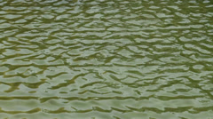Water moving in a mesmerizing pattern. - stock footage