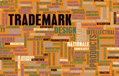 Trademark Stock Illustration