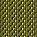 Olive squama background with fractal pattern Stock Illustration