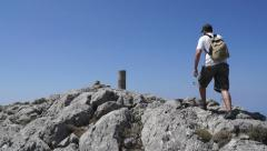 Climber (3) Stock Footage