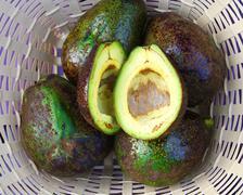 Stock Photo of avocado