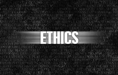 Ethics Stock Illustration