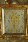 Close-up of a picture frame, Basilique Du Sacre Coeur, Paris, France Stock Photos