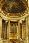 Interiors of a church, Basilique Du Sacre Coeur, Paris, France Stock Photos