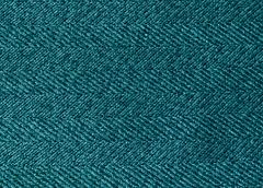cyan background, fabric - stock photo