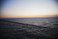 Stock Photo of Seascape, Amalfi, Province Of Salerno, Gulf Of Salerno, Tyrrhenian Sea,