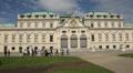 Belvedere, Vienna Footage