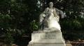 Emil Schindler statue, Vienna HD Footage