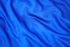 Blue fabric Stock Photos