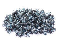 self-tapping screws - stock photo