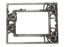 Close-up of an antique picture frame Stock Photos
