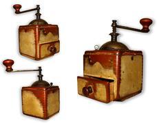 Coffee grinder Stock Photos