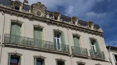 Agde, South of France 2 Stock Footage