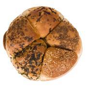 Close-up of multi grain bread Stock Photos