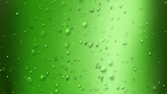 Stock Video Footage of green apple juice
