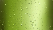 Stock Video Footage of lime green juice