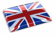 British flag Stock Illustration