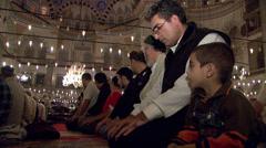 Prayer#9 Stock Footage