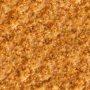 Roast Meat Surface. Seamless Tileable Texture. Stock Photos