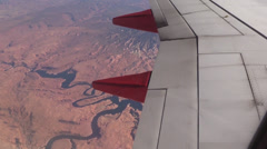 Flyover, American Southwest Stock Footage