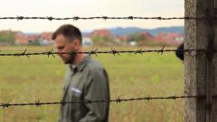 Prisoners  Stock Footage