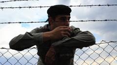 Prisoner Stock Footage