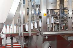 Food production machine Stock Photos