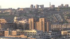 Yerevan Armenia Cascade Complex Stock Footage